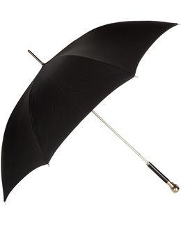 Total Gold Skull Handle Umbrella