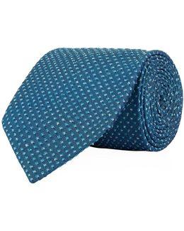 Textured Diamond Tie