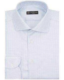 Textured Chevron Shirt
