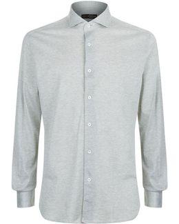 Oxford Piqu Polo Shirt