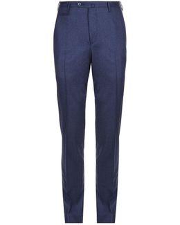 Super 120 Wool Trousers