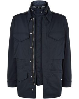 Warmer Vest Field Jacket