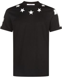 Cuban Star Number T-shirt