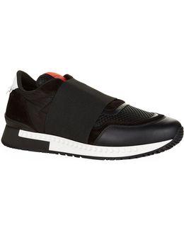 Active Runner Elastic Sneakers