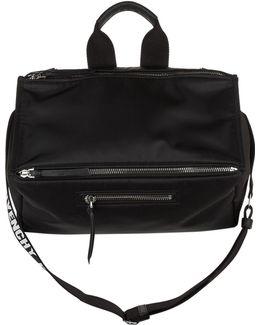 Pandora Nylon Messenger Bag