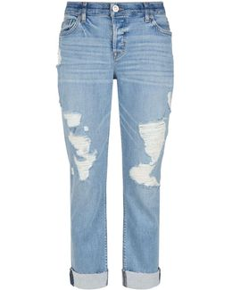 Riley Relaxed Cropped Jeans