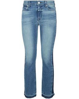 Tilda Cropped Cigarette Jeans