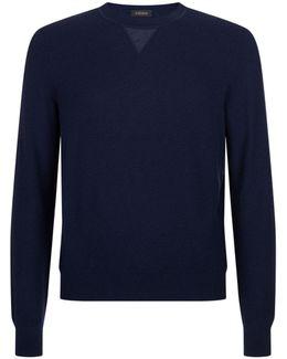 Textured Sweater