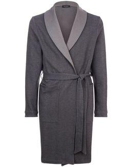 Reversible Short Robe