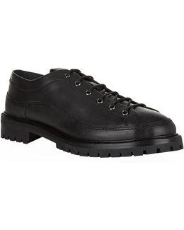 Nero Derby Shoe