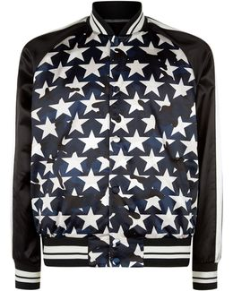 Camustars Souvenir Varsity Jacket