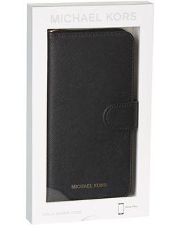 Leather Folio Iphone 7 Case