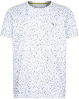 Goldman Printed Cotton T-shirt