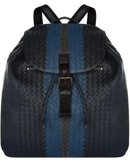 Club Intrecciato Backpack