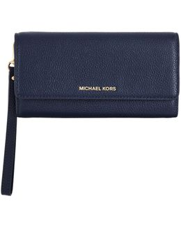 Large Mercer Wristlet