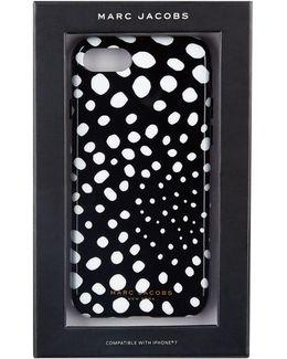 Wavy Spot Iphone 7 Case