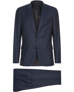 Soho Wool-cashmere Suit