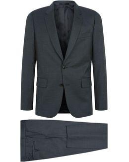 Pin Dot Soho Suit