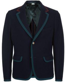 Knit Cambridge Jacket
