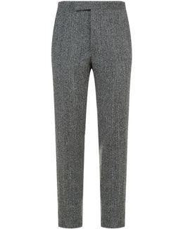 Tweed Woollen Trousers