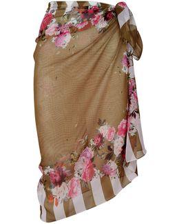 Floral Sarong