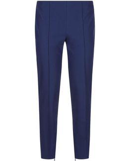 Alettah Pleat Front Trousers