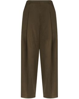 Zavabell Wide Leg Trousers
