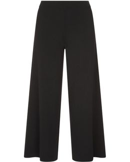 Henriet K Knitted Culottes