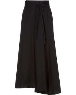 Jaberdina Wide Midi Skirt