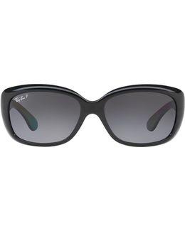 Jackie Ohh Oversized Sunglasses