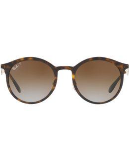 Round Sunglasses, 49mm