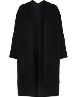 Reversible Cocoon Coat