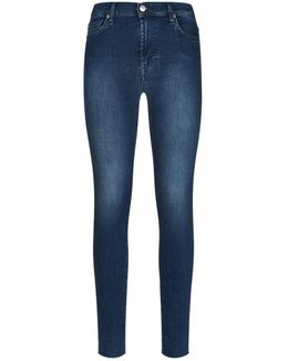 Slim Illusion Luxe Super Skinny Jeans