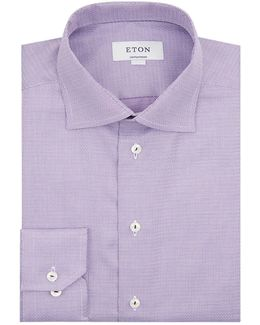 Contemporary Fit Textured Shirt