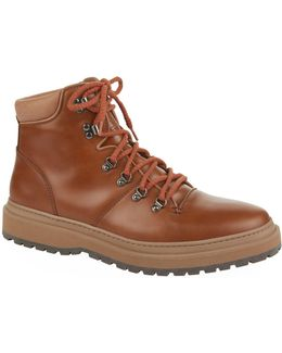 Leather Walking Boots