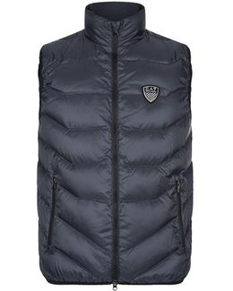 Padded Down Gilet