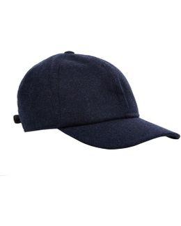 Flannel Baseball Cap