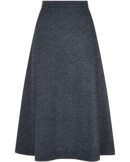 Girante Wool Skirt
