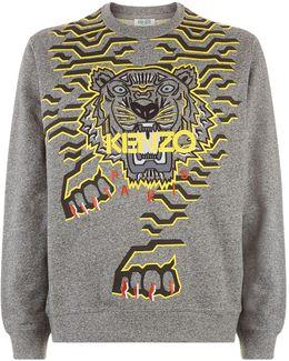 Crawling Tiger Sweatshirt