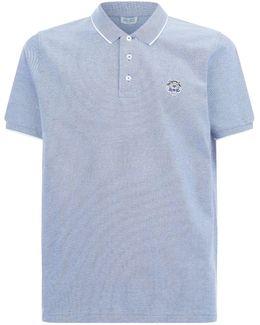 Tiger Badge Polo Shirt
