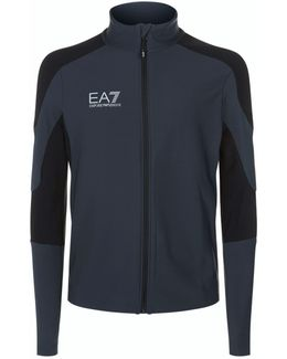 Panelled Zip-up Base Layer
