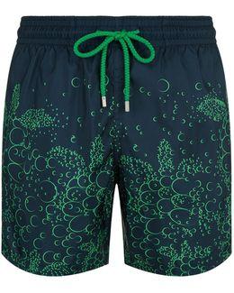Bubble Turtles Pack-away Mahina Swim Shorts