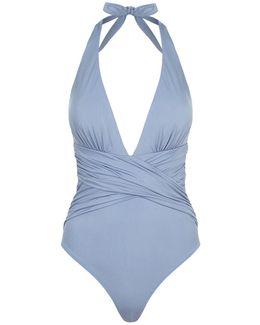 Graziella Wrap Swimsuit