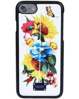 Printed Dauphine Iphone 7 Case