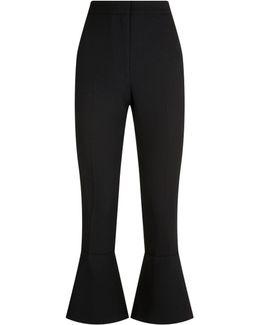 Bell Hem Trousers