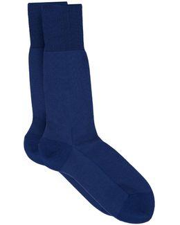 No.6 Wool-silk Short Socks