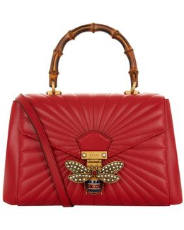 Small Queen Margaret Top Handle Bag