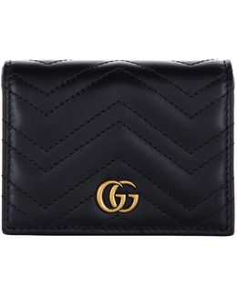 Marmont Flap Front Card Holder