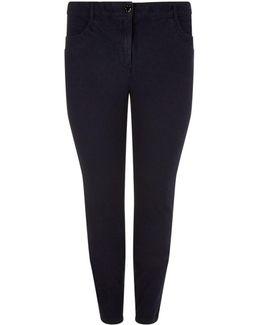 Julienne Jacquard Jeans