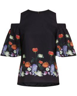 Amarga Kensington Floral Top